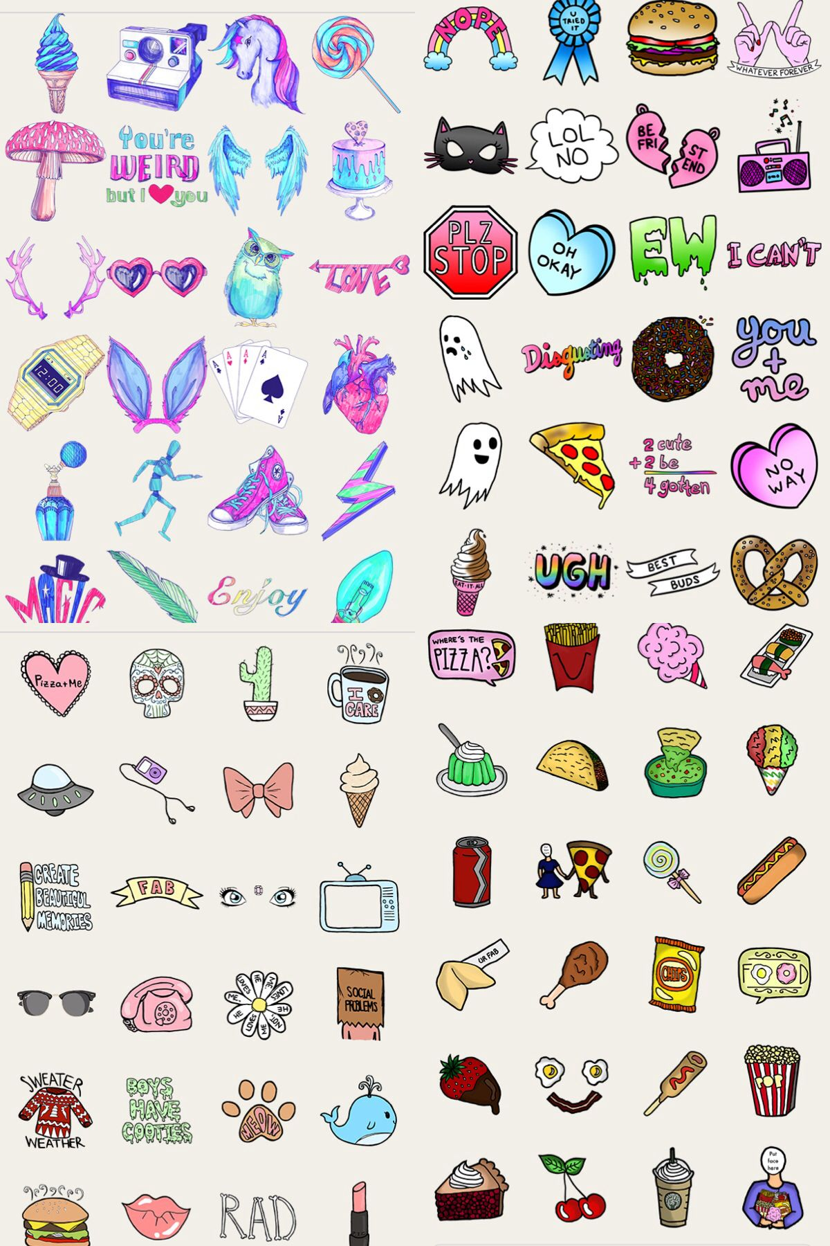 Which one? Printable planner stickers, Planner stickers