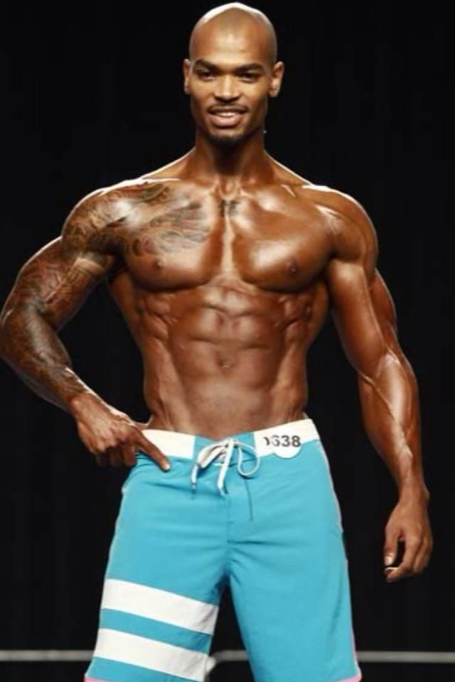 9th participant of 2013 OLYMPIA MEN'S PHYSIQUE - Tory ...
