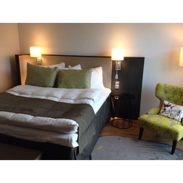 Hotel room in Uppsala
