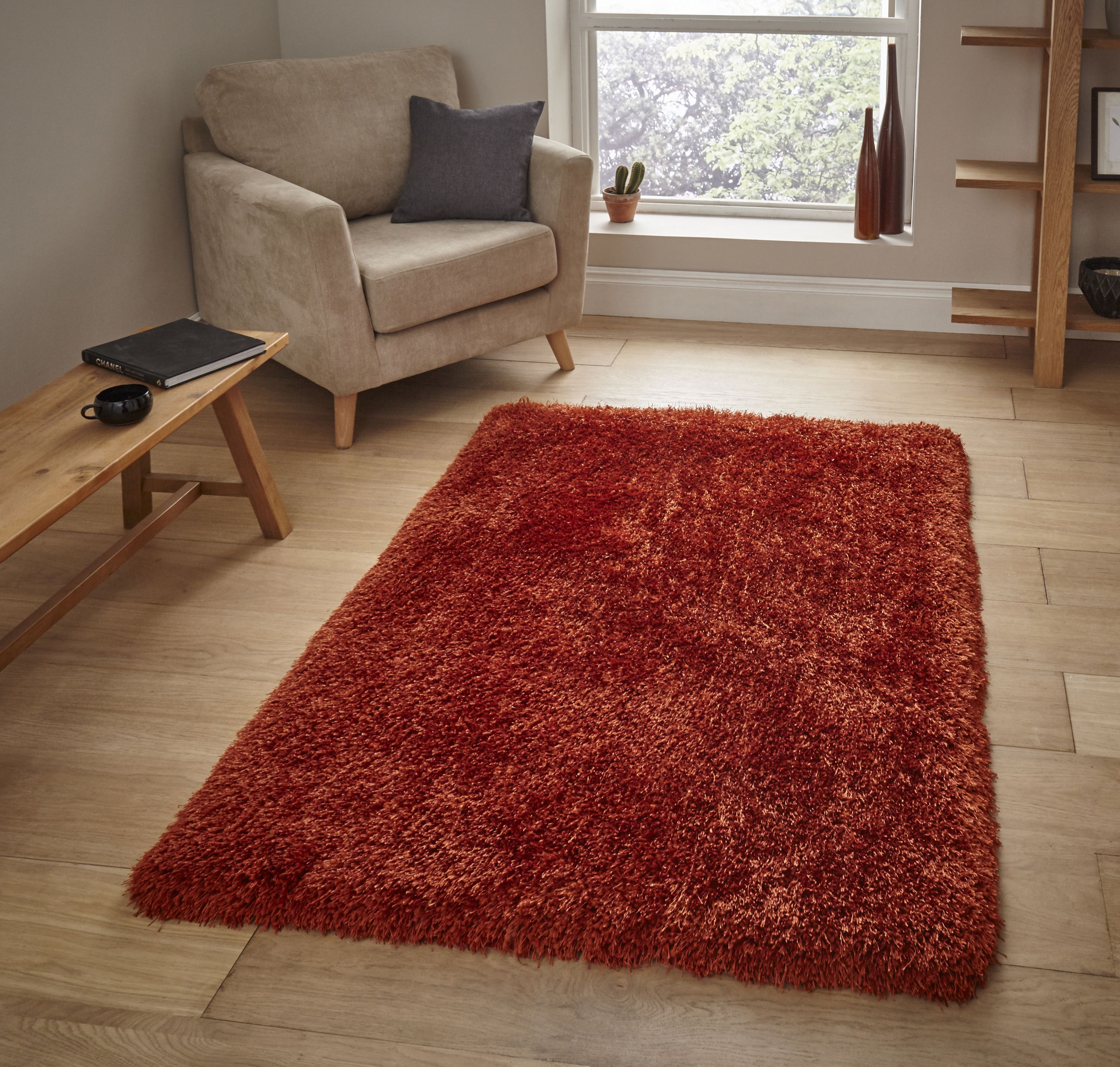Montana Terra Rug A Hand Tufted Luxuriously Thick And Soft Shaggy Acrylic