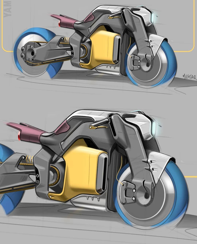 Bike Design Pro On Instagram Mushtaq Mq Is Currently