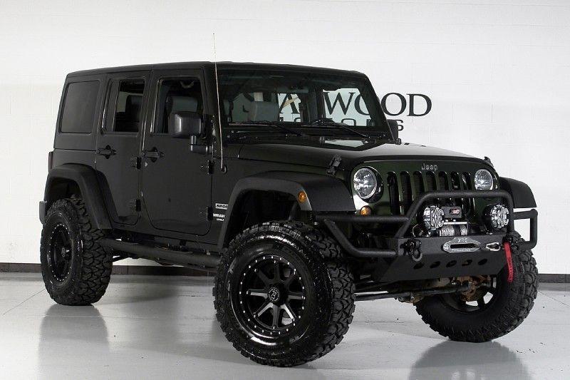 Starwood Motors Jeep wrangler unlimited, 2013 jeep