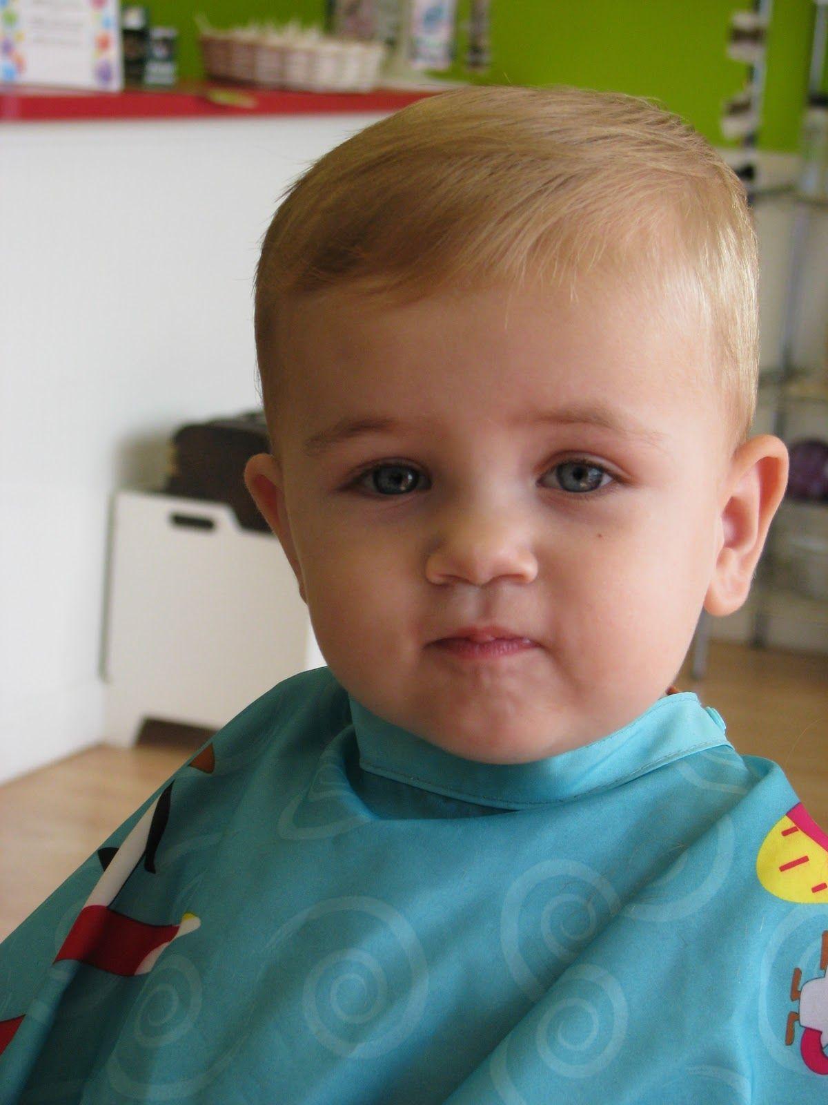 Baby boy haircut Haircuts for kids Pinterest