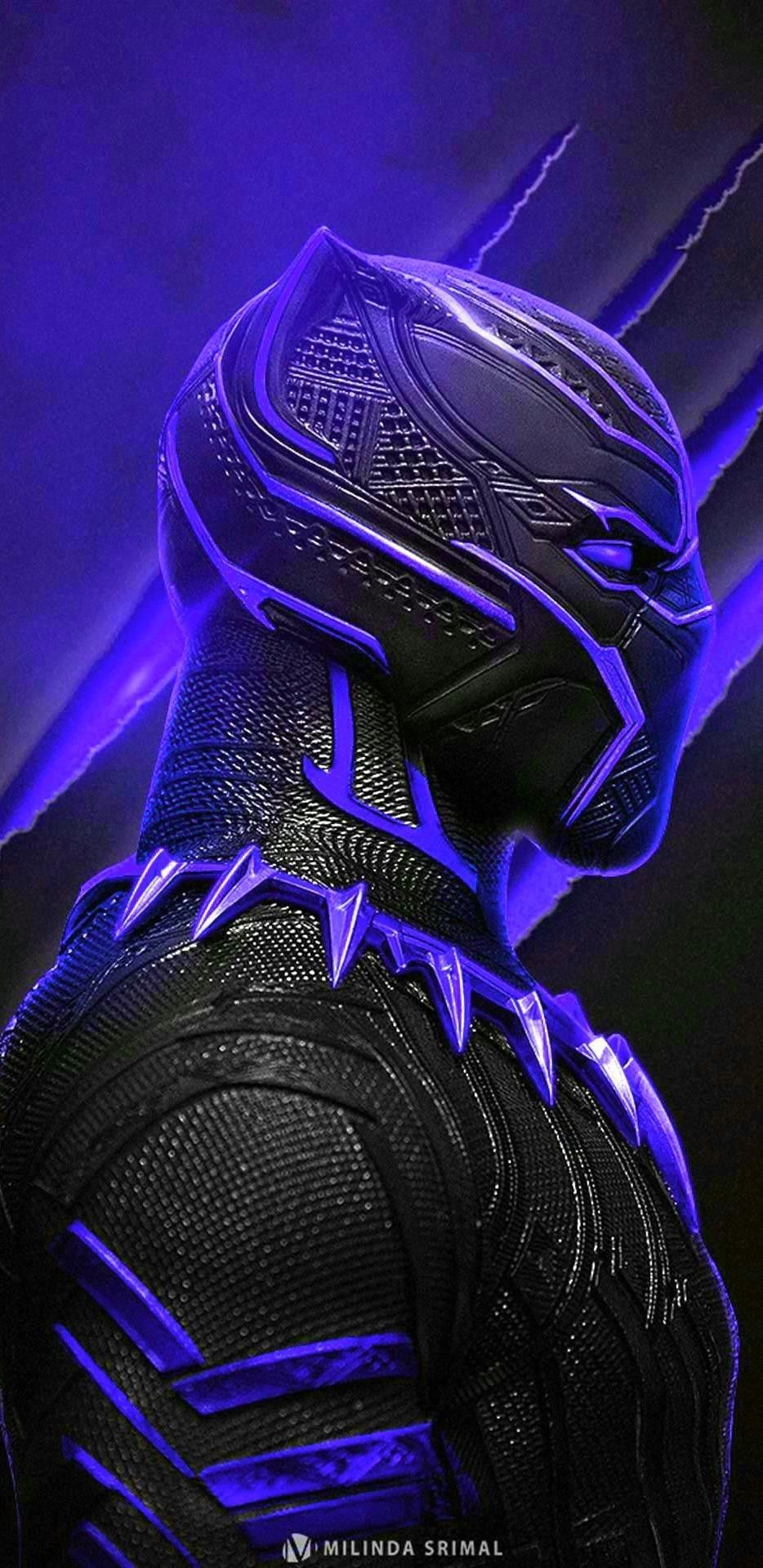 Pin By Mario On Wallpapers Hd Black Panther Marvel Black Panther Art Black Panther Hd Wallpaper