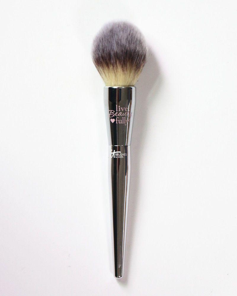 It Cosmetics x ULTA Love Beauty Fully Complexion Powder Brush #225 by IT Cosmetics #9