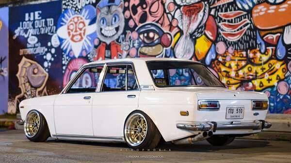 510 datsun | cars | Cars, Subaru wrx, Classic japanese cars