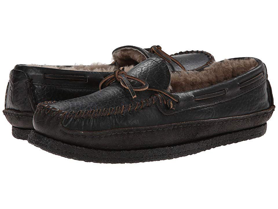 8bca82273 Frye Porter Tie Men's Lace up casual Shoes Black Buffalo Smooth Full Grain/ Shearling