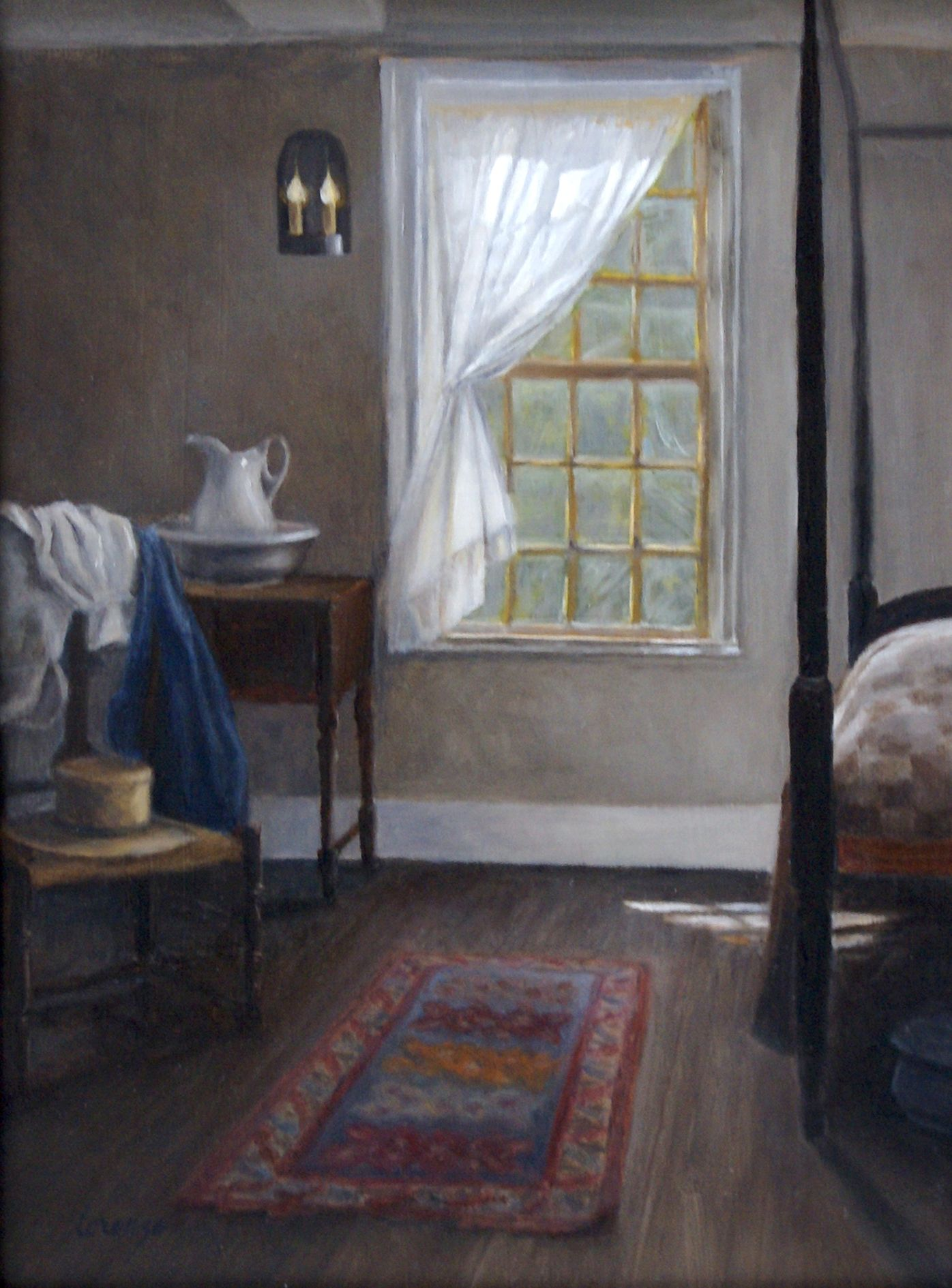 Morning Light At Seven Hearths By Dorothy Lorenze Interior Paint