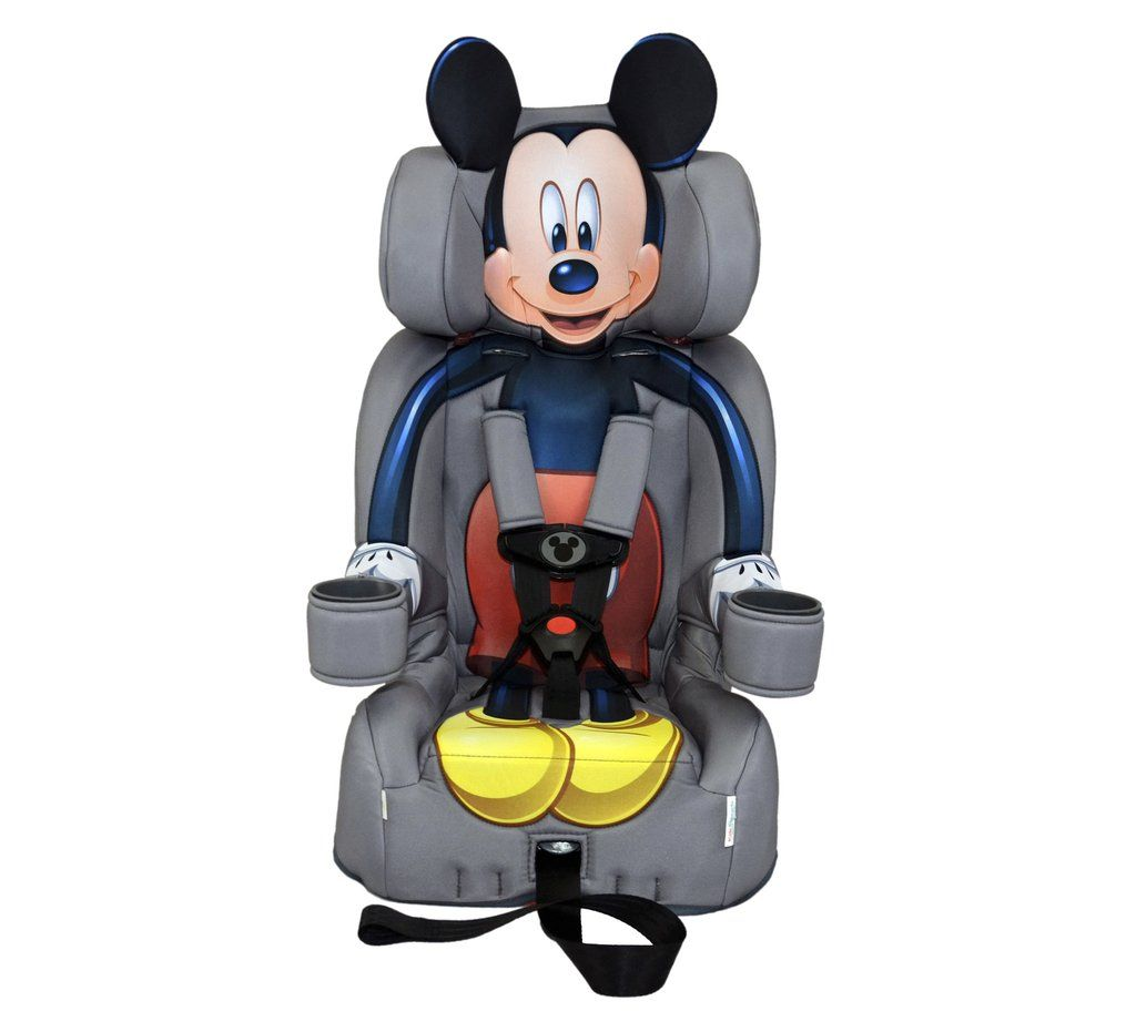 Mickey Mouse Combination Booster Car Seat | Mickey Mouse Etc ...