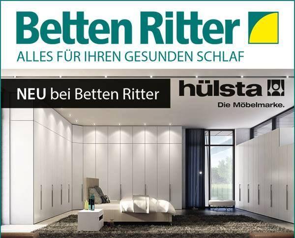 NEU bei Betten Ritter hülsta - Die Möbelmarke Schränke und - schlafzimmer von hülsta