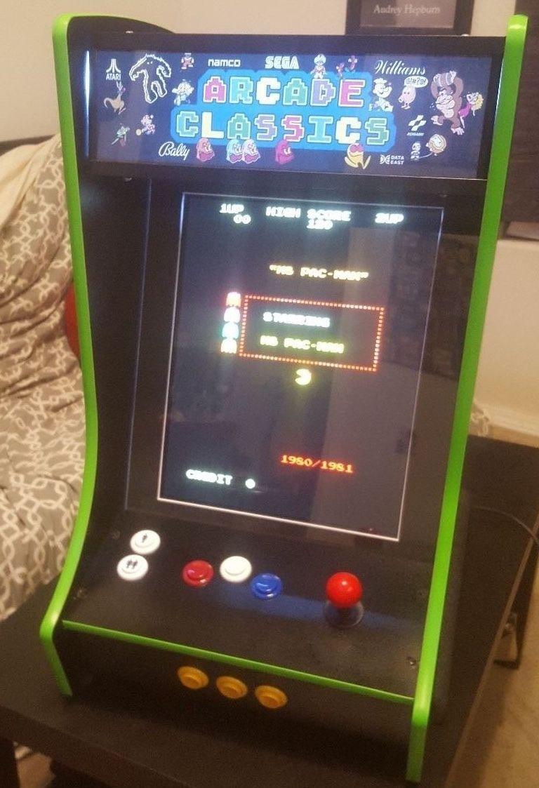 New Counter Top Arcade Game Arcade Arcade Games Games