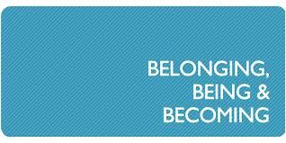 Image result for belonging being becoming
