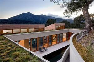 Profile Turnbull Griffin Haesloop Architects Custom Homes Interiors Residentialarchitect Magaz Architecture Residential Architecture Architecture Design