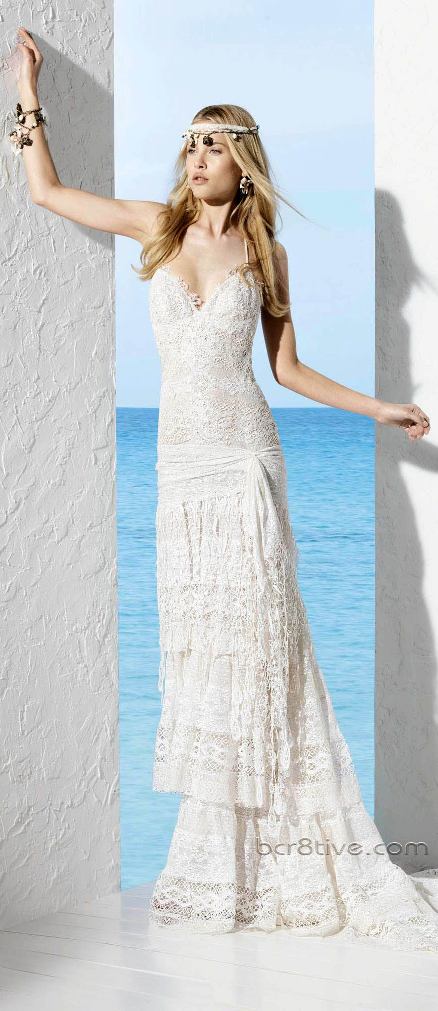 Vestidos de novia ibicencos mallorca