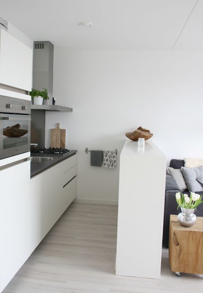 Können kleine Küchen größer erscheinen? | Wohnung küche ...