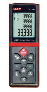 72.79$  Buy now - http://aliz2f.worldwells.pw/go.php?t=599419522 - Electrical Equipment UT391 Laser Distance Meter Tester Range Finder Measure 0.1m-60meter/4in-197ft