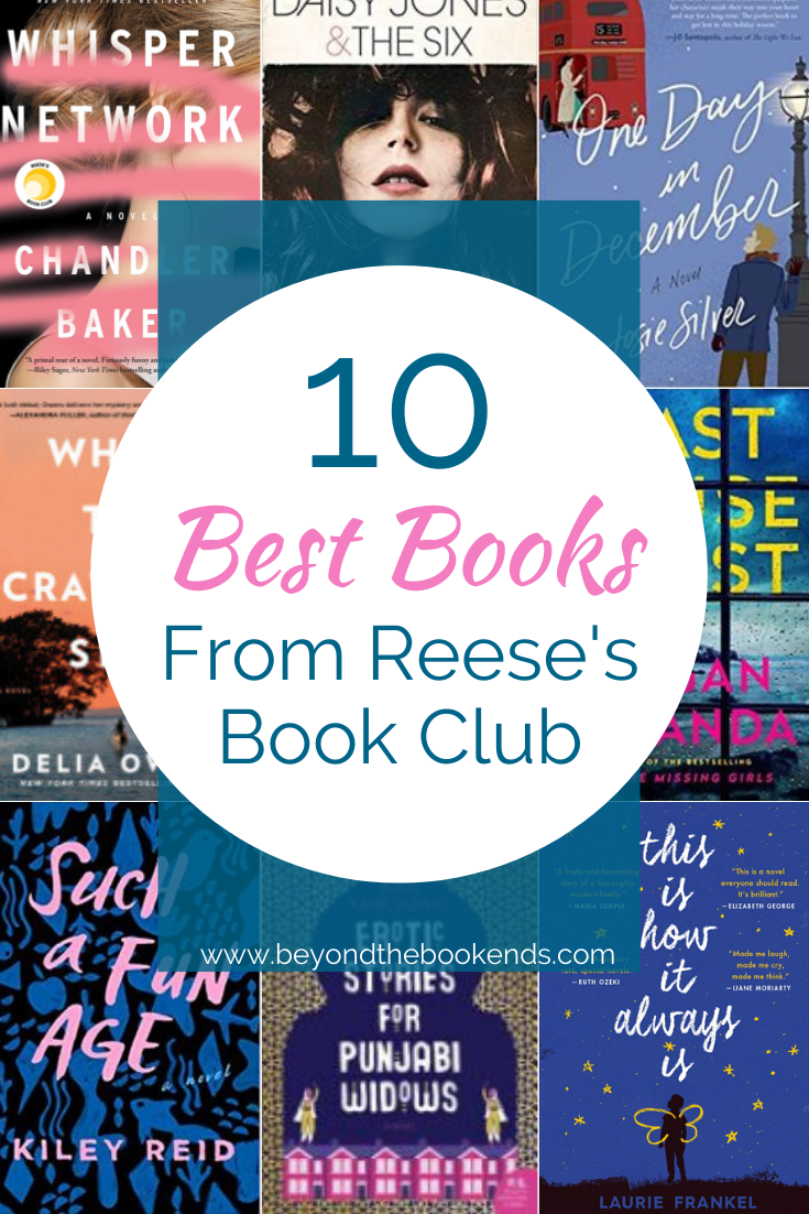 Our Favorite Celebrity Book Club Picks Part 2 Beyond The Bookends In 2020 Celebrity Books Book Blogger Book Club