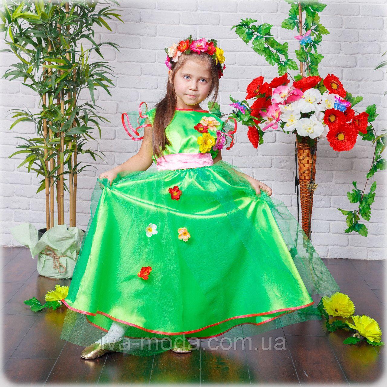 d659a8cea8de Детское сценическое платье Весны | Детские карнавальные костюмы тм ...