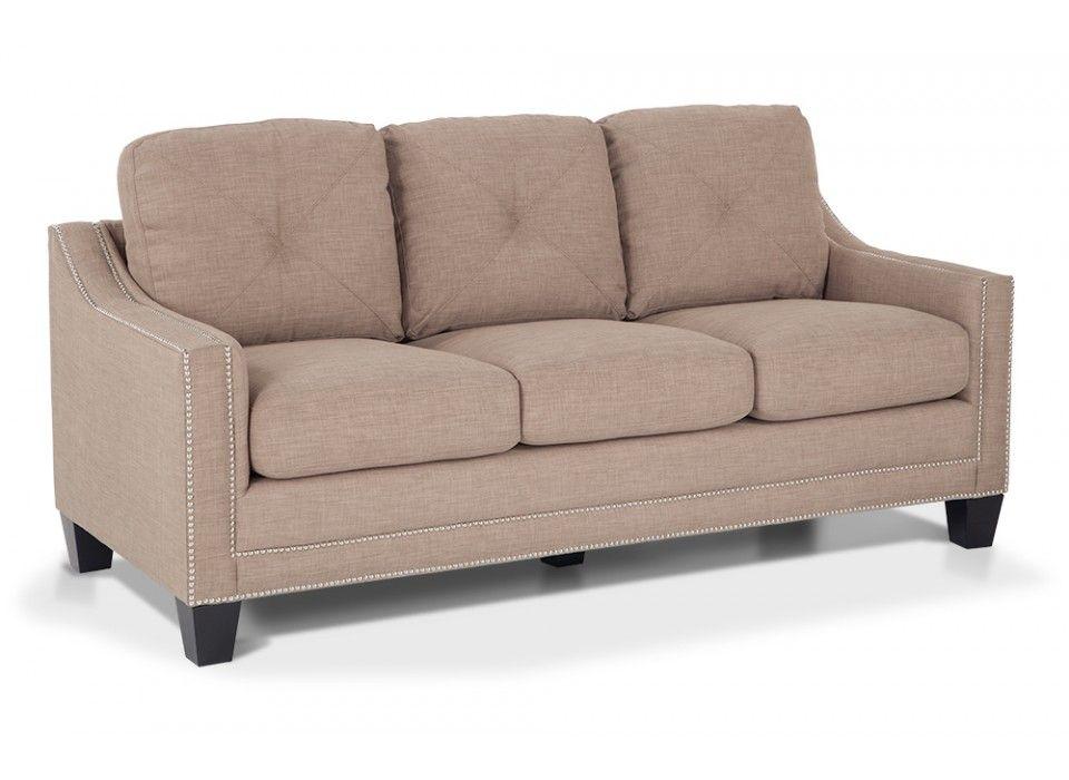 "Annie 80"" Sofa  Sofas  Living Room  Bob's Discount Furniture Fascinating Discount Living Room Sets Design Ideas"