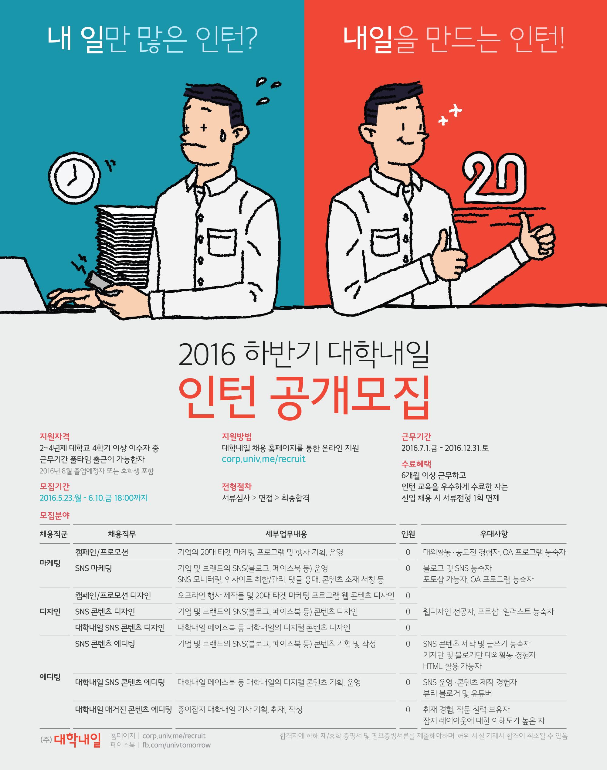 취업 포스터에 대한 이미지 검색결과
