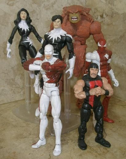Northstar (Marvel Legends) Custom Action Figure