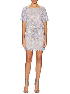 Amal Lace Mini Dress from Winter Getaway: Resort-Ready Apparel on Gilt