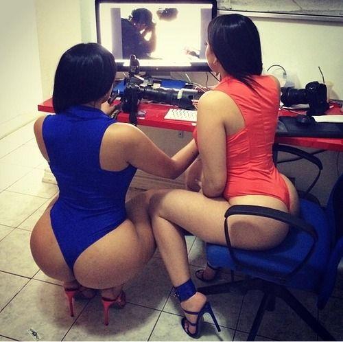 Phat ass and latina
