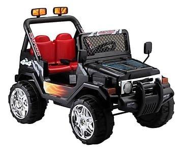 Jeep Safari - nero