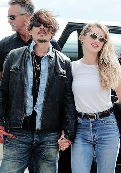 Johnny Depp Amber Heard New Video