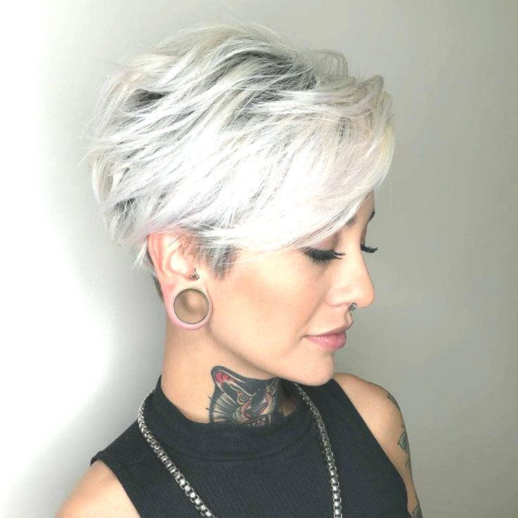 Latest Trend Pixie and Bob Short Hairstyles 2019 - Bob hairstyles Latest pix - MyKingList.com #shortpixie