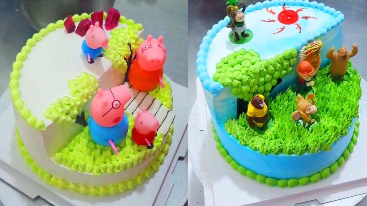 Enjoyable Top 10 Amazing Birthday Cake Decorating Ideas Most Satifying Personalised Birthday Cards Cominlily Jamesorg