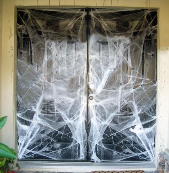Welcome Your Ghouls With DIY Halloween Door Decorations