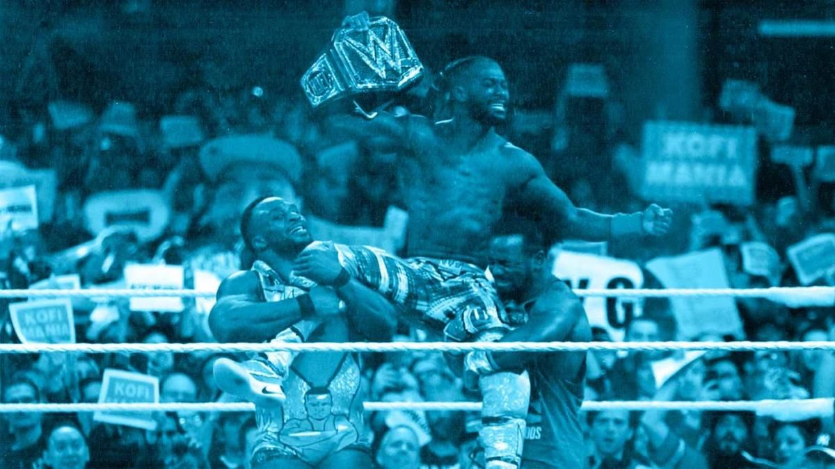 2019 Wrestling Awards Kofi Kingstons WWE title win at