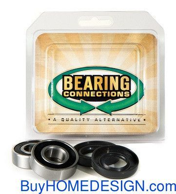 Bearing Connection 101-0022 Front Wheel Bearing Kit for Arctic Cat ATVs