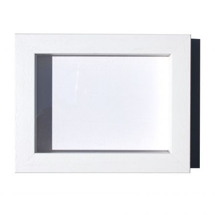 40mm Deep White Box Frame - Trade prices,Next Day Delivery,Bulk ...