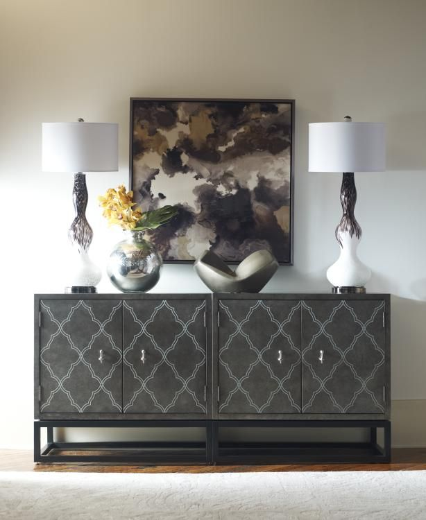 Candice Olson Dining Room: Candice Olson's Bedazzles Chest