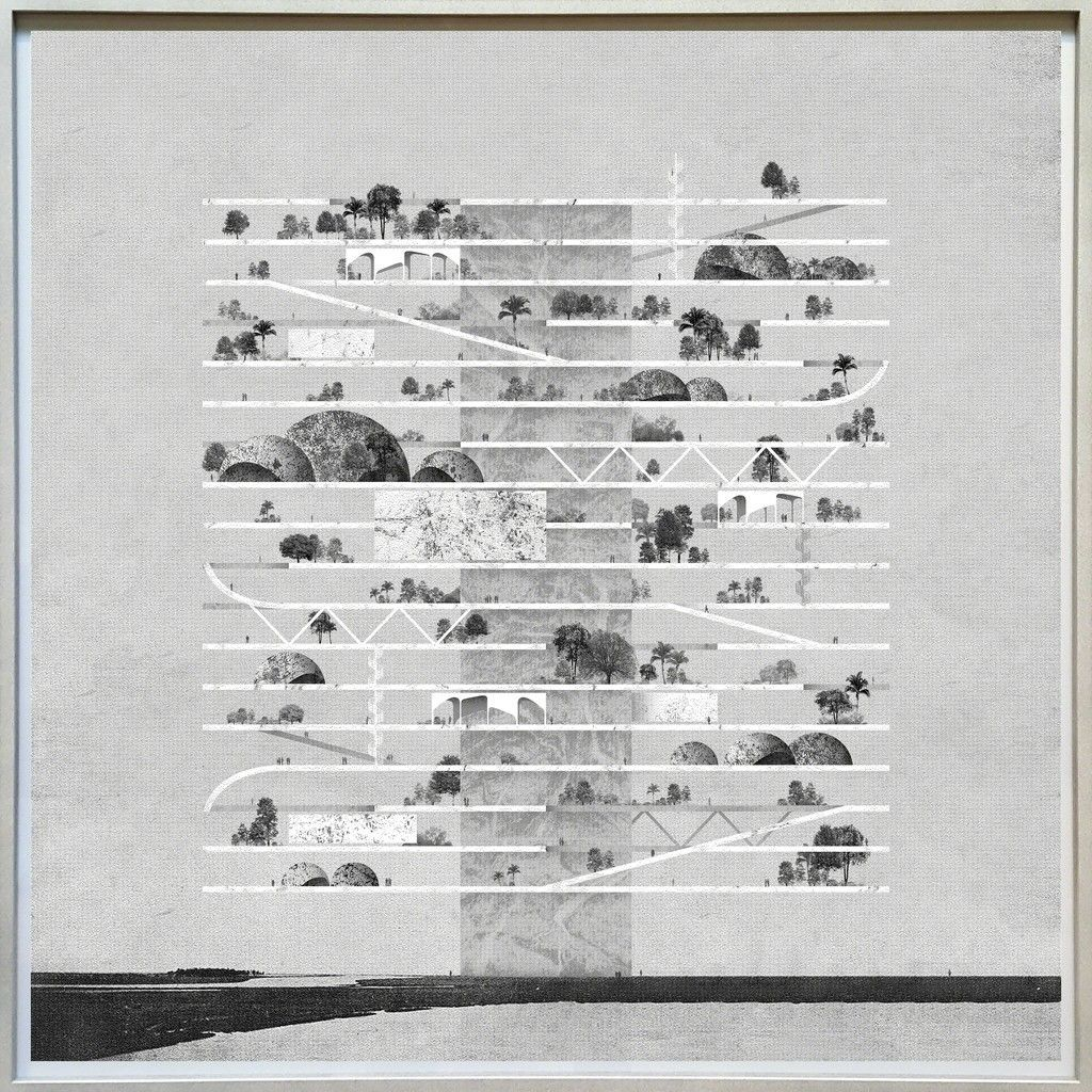 Miles Gertler | Seven, Hanging Gardens (2015) | Available for Sale | Artsy