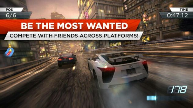 Need For Speed Most Wanted Apk Mod No Root Paid Coins Download