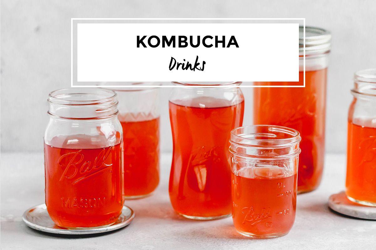 Kombucha selber machen - Lieblingsglas #kombuchaselbermachen