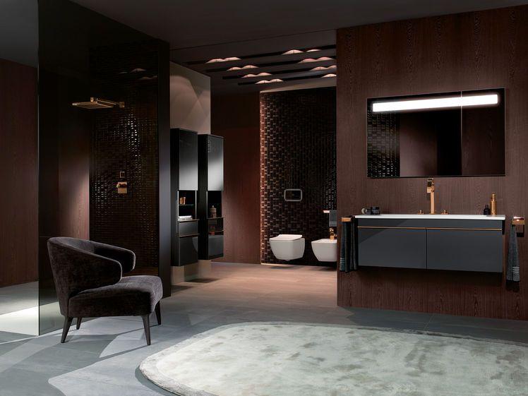 Gdy Design Spotyka Się Z Modą łazienkowe Style Villeroy