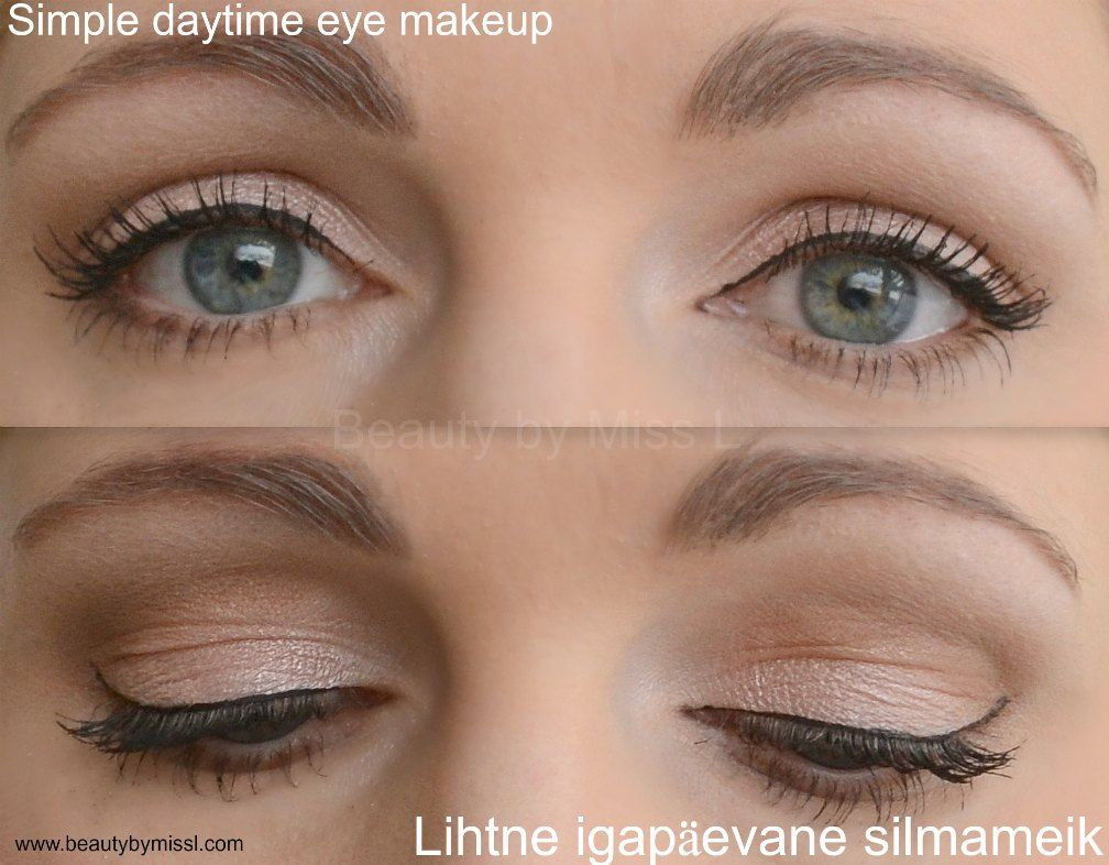 Daytime eye makeup tutorial choice image any tutorial examples my simple daytime eye makeup video daytime eye makeup my simple daytime eye makeup video beauty baditri Gallery
