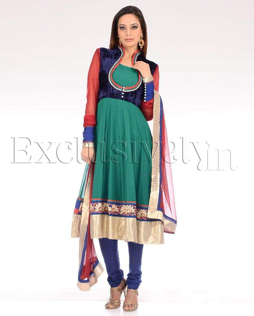 Fairytale Suit - Buy India In Style Online | Exclusively.in