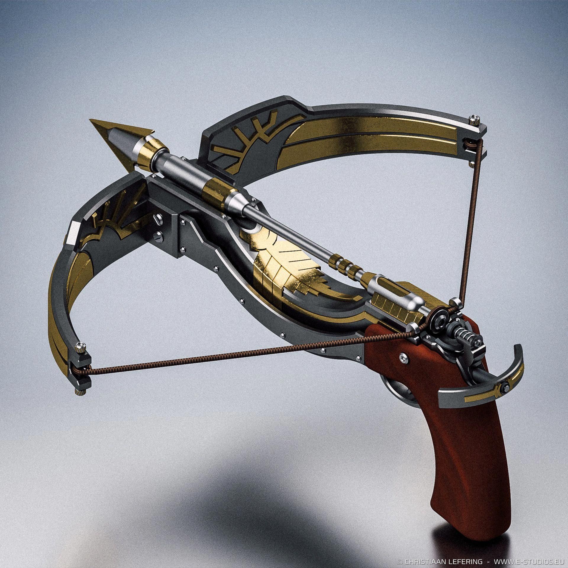Hand crossbow – Artofit
