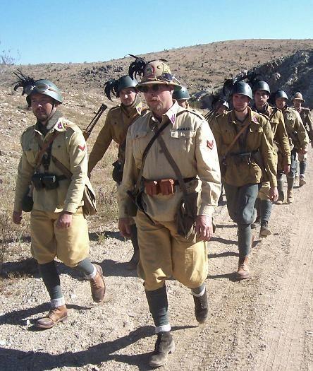 Home | RSI Bersaglieri Units - Post September, 1943 | The FOLGORE In ...