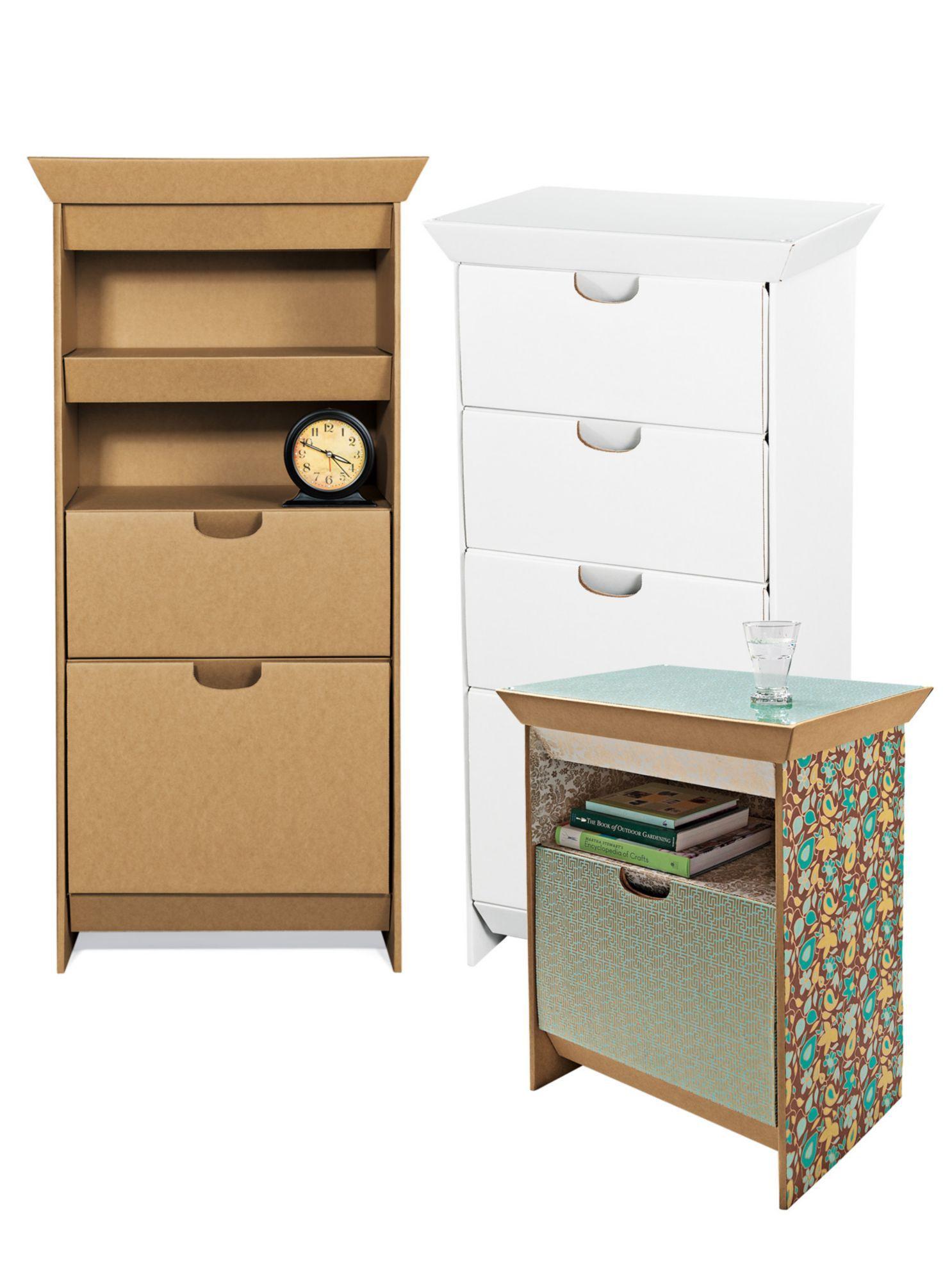 Uncategorized Design Your Own Dresser design your own dresser or night stand cardboard furniture smartdeco solutions