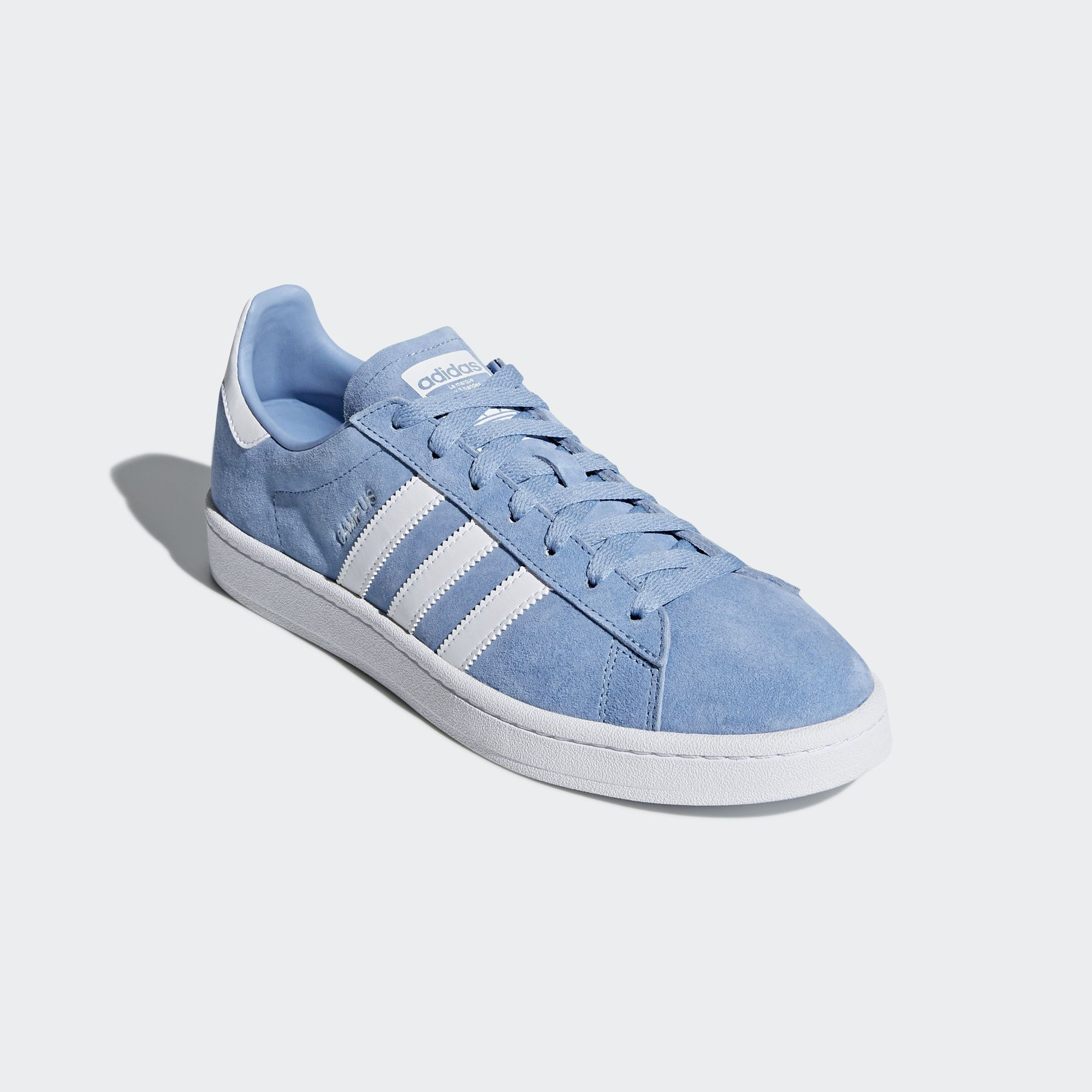 adidas Campus Shoes - Blue | adidas US | Sapatilhas adidas ...