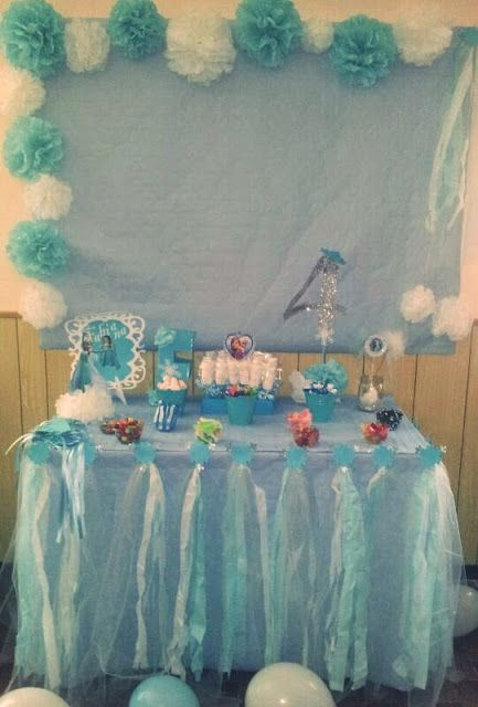 Cartaecucito Allestimento Compleanno Frozen Compleanno Frozen