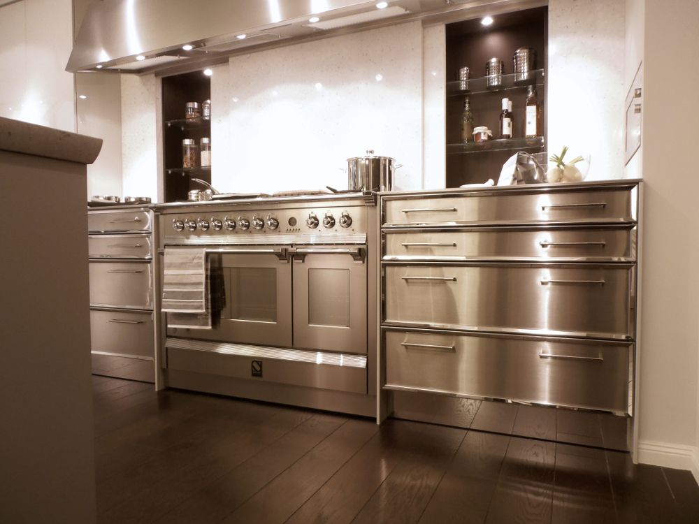 Steel Cucina | Ascot by STEEL - Made in Italy | Pinterest | Cucina ...