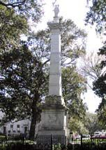 Pulaski Square.  Savannah.
