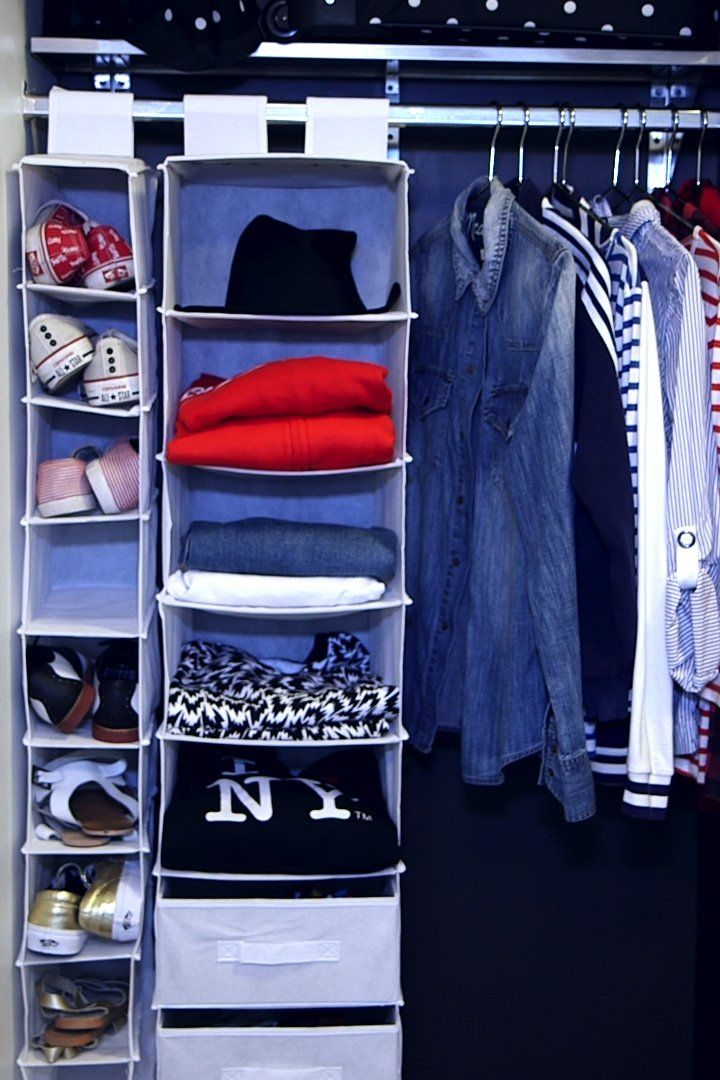 Dorm Room Closet: Actually Affordable Ways To Upgrade Your Dorm Room This